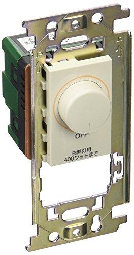 パナソニック(Panasonic) フルカラームードスイッチB 片切 400W ロータリー式 WN575149