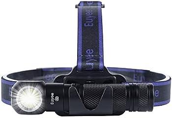 Euyee M4 Pro 2100-Lumen Headlamp with 5 Modes