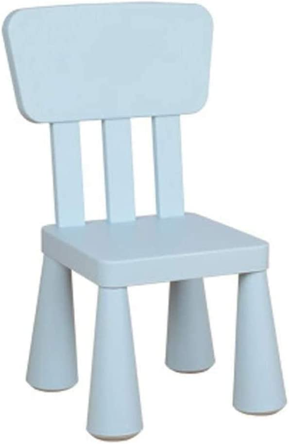 LUCY STORE Buying Plastic Children's Max 81% OFF Seat Study Limited time for free shipping Chair Chai Back
