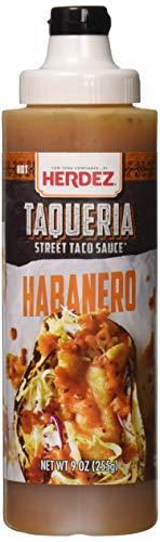 Herdez Taqueria Street Sauce Habanero, Pack of 8