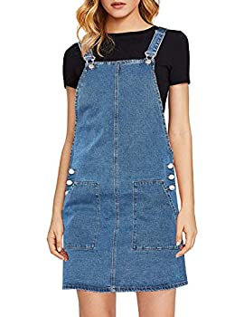Best jean overall dress Reviews