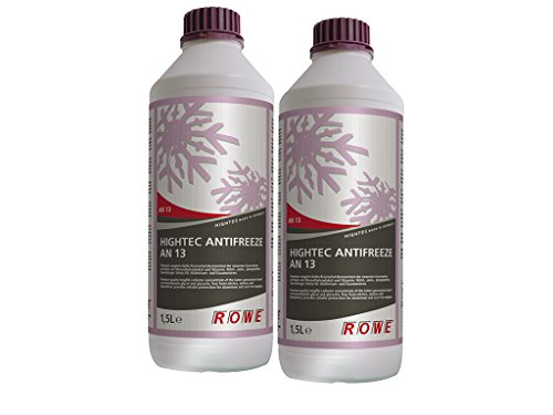 3 (2x1,5) Liter ROWE HIGHTEC ANTIFREEZE AN 13