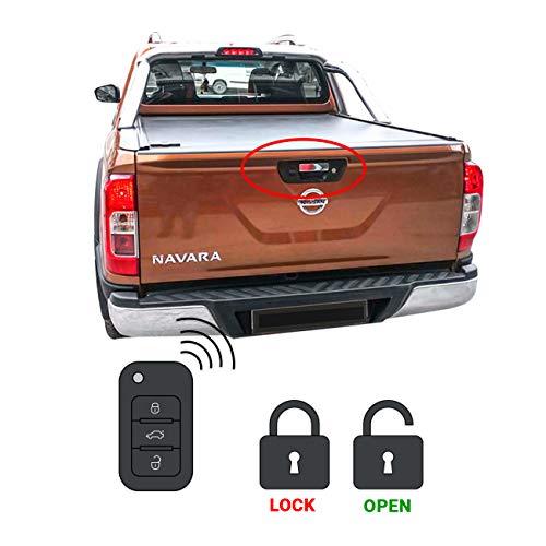 Heckklappen Zentralverriegelung Nachrüstbausatz Nissan Navara ab Baujahr 2015