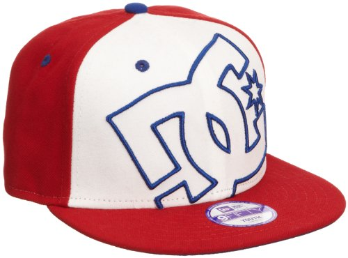 DC Kleidung one Size Boy 's Baseball Kappen Einheitsgröße Athletic red