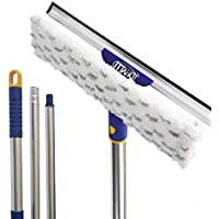 Ittaho 2-in-1 Window Squeegee with 53