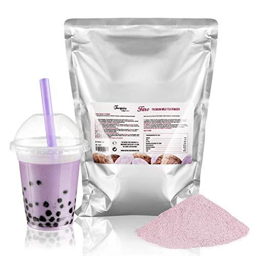 Taro Milchtee Pulver für Bubble Tea - 1000g | Taro Milk Tea Powder - Hochwertige Inhaltstoffe - Ohne künstliche Farbstoffe
