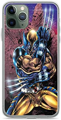 Phone Case X Men Wolverine Compatible with iPhone 6 6s 7 8 X XS XR 11 Pro Max SE 2020 Samsung product image