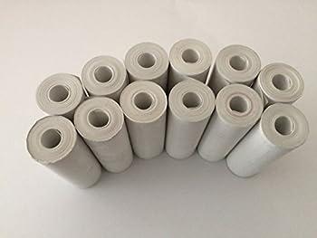 50-pack Poynt Smart Payment Terminal Receipt Printer Thermal Paper Rolls - 2.25  x 16