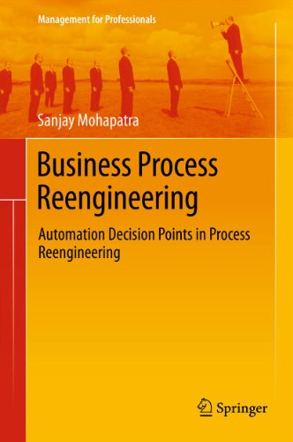 Business Process Reengineering: Automation Decision Points in Process Reengineering (Management for Professionals) (English Edition)