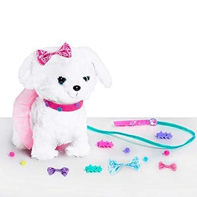 Barbie Walk & Wag Puppy Feature Plush