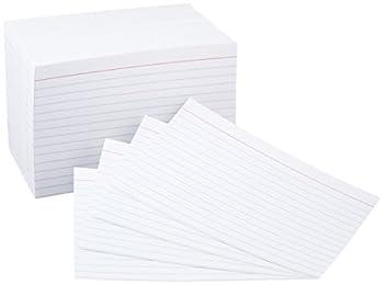 Best amazon basics index cards Reviews
