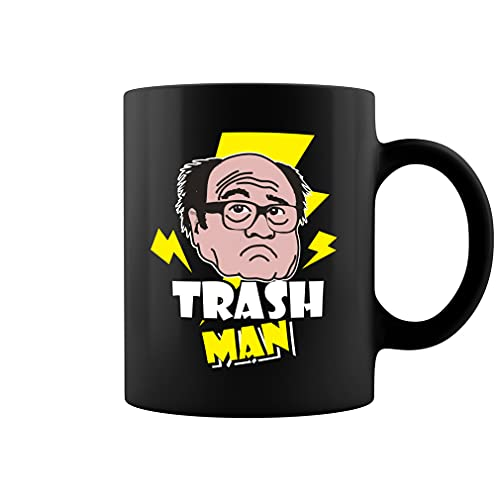 Frank Reynolds The Trasman Mug Gift Funny Always Mug Sunny in Philadelphia Tazza da caffè in ceramica (nero, 311,8 g)