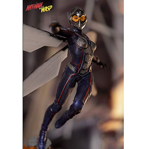 CQ Ant-Man and The Wasp Statue: The Wasp 1:10 BDS Art Scale Collectible Figurine from Movie Series Toys image