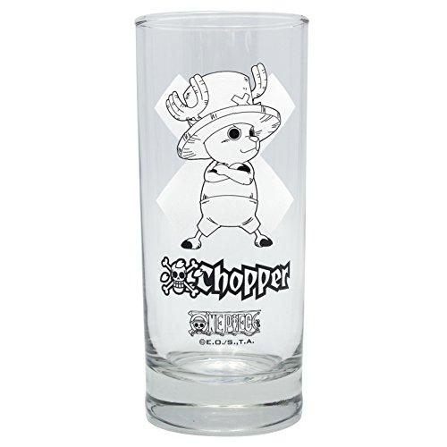 ABYSSE / BIOWORLD One Piece Chopper Glass, Multicolor
