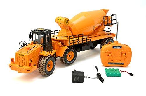 ES-TOYS RC Truck 4 Kanal LKW Beton-Mixer 098A-2- 1:18