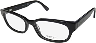 Gant Ga 4064 Womens/Ladies Designer Full-rim Rhinestones Flexible Hinges Fashionable Hip With Eyeglasses/Spectacles