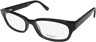 غانت GA 4064 مصمم للنساء/السيدات كامل الحافة حجر الراين مفصلات مرنة الورك العصرية مع نظارات/النظارات