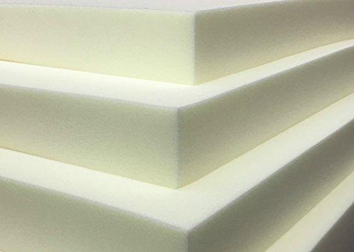 Northern Threadz Ritagli di memory foam, utilizzabili per lettini per cani, cuscini per pavimento, materassi e lettini sdraio