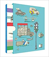 Paul Smith for Richard Scarry's Cars and Trucks and Things That Go slipcased edition