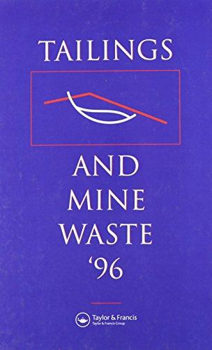Tailings & Mine Waste 96