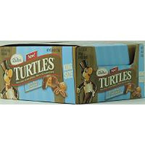 Turtles, King Size Sea Salt/Chocolate/Caramel Bars, Count 24 (1.76 oz) - Chocolate Candy / Grab Varieties & Flavors