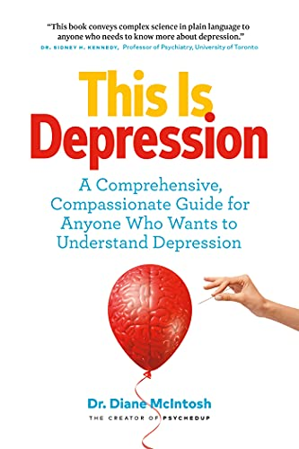 Top 10 best selling list for clinical depression