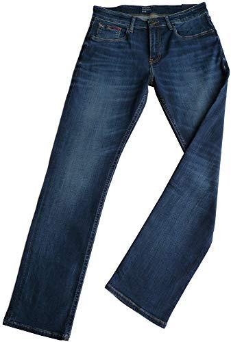 Tommy Hilfiger Stretch-Jeans W40/L32, Straight FIT, Ryan ASNDS