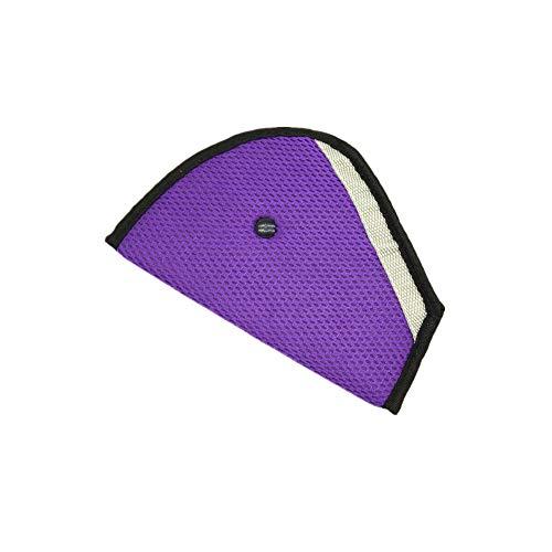 Protector Cinturon Coche Extensor Cinturon Seguridad Coche El embarazo cinturón Cinturón almohada Cinturón de correa Purple,One Size