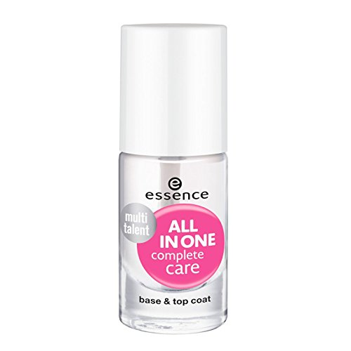 essence - Base and Top Coat - all in ONE complete care
