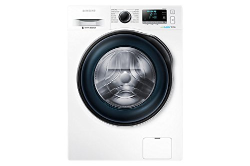 Samsung WW80J6410CW 8KG 1400 Spin Washing Machine - White