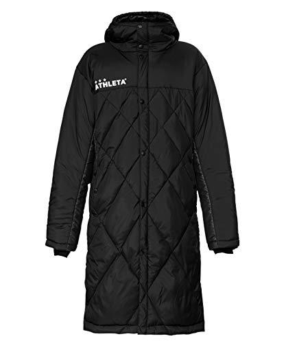 ATHLETA アスレタ ベンチコート 04140 BLK フットサル トレーニングジャケット