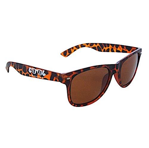 Cool Eyewear Gafas de sol de senderismo, unisex, polarizadas, marrón (002)