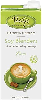 Pacific Foods Soy Blenders, Plain, 32-Ounce Containers (Pack of 12)