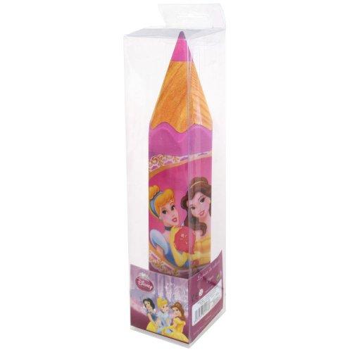 Artesania Cerda - Set de 24 Crayons de Couleurs Princess Disney