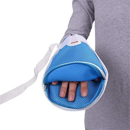 Demenzhandschuhe Sicherheitshandschuh Finger Control Mitts Handprotektoren Persönliche Schutzvorrichtungen Finger Control Mitts, atmungsaktiv, für jede Handgröße geeignet Krankenhaus-Handschuh mit med