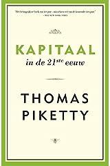 Kapitaal in de 21ste eeuw (Dutch Edition) Format Kindle