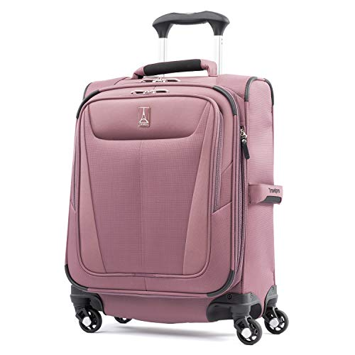 "Travelpro Luggage International Carry-On 19"", Dusty Rose"