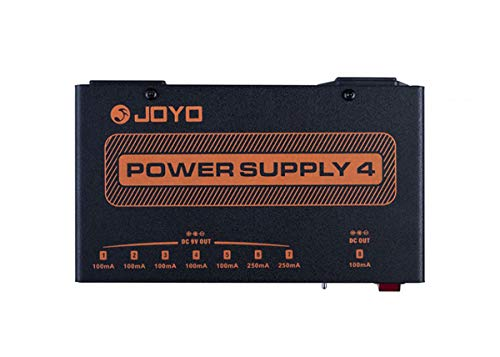 JOYO JP-04 Isolated Power Supply 4 JP-04 for Guitar Effect Pedals
