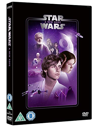 Star Wars A New Hope DVD [UK Import]