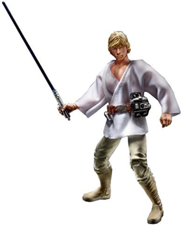 Star Wars Black Series 6 inches figures Luke Skywalker 6 inches painted action figure by Star Wars 2014 Black Series
