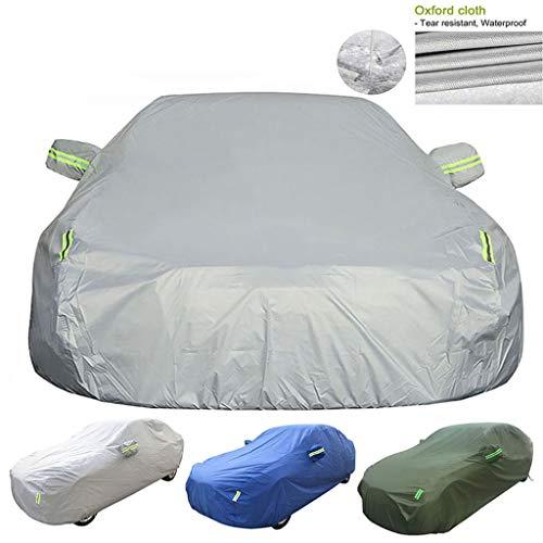 OOFAYZYJ Autoabdeckung, Geeignet für Toyota Hilux Surf Winddicht Autoplanen,Wasserdicht Staubdicht Kratzfest Schneebeständig Sonnenschutz Anti-UV,1,SSR X