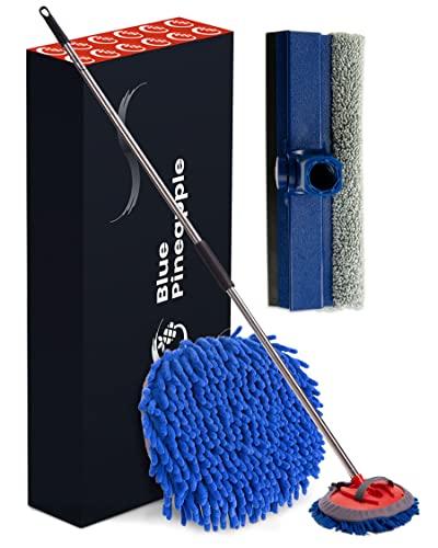 BLUE PINEAPPLE Autowaschbürste Bild