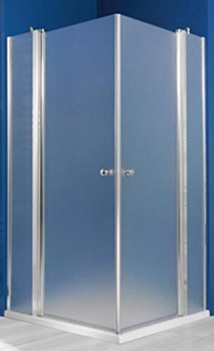 Breuer Elana, drehdiagonal-Einstieg 90x120cm 4-teilig, Höhe 200cm
