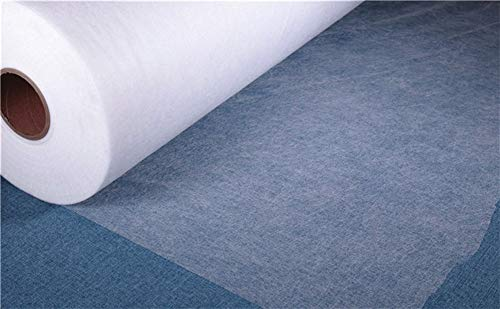 Non Woven Interfacing for Sewing Lightweight Fusible Web DIY,Length 6M