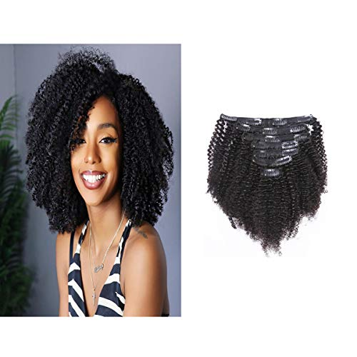 15 Best Clip In Hair Extensions For African American Hair