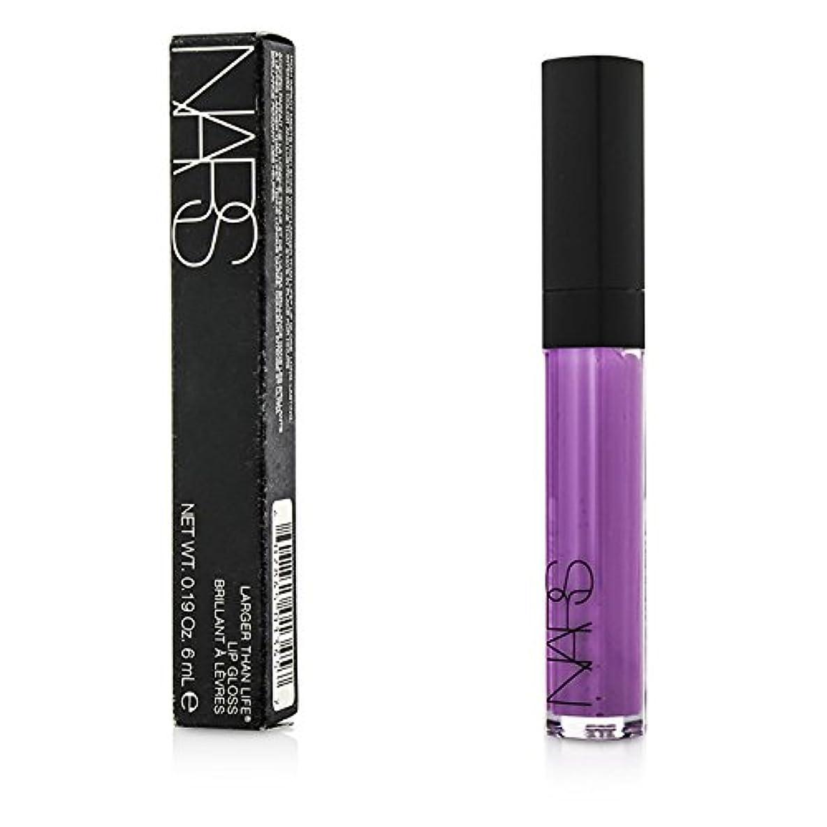 干渉男性冷蔵庫ナーズ Larger Than Life Lip Gloss - #Annees Folles 6ml/0.19oz並行輸入品