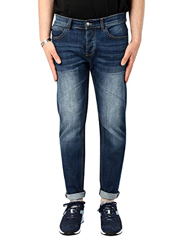 jeans yes zee uomo Yes Zee Jeans Uomo P611-P614 Denim 30