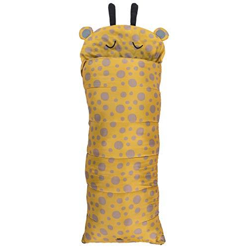 Trespass Savana Kid Sleep Bag Saco de Dormir 2 Estaciones, Multicolor, Talla Única, Unisex-Adult