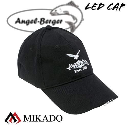 Angel-Berger Flash Cap mit integrierten LEDs Mütze Cap