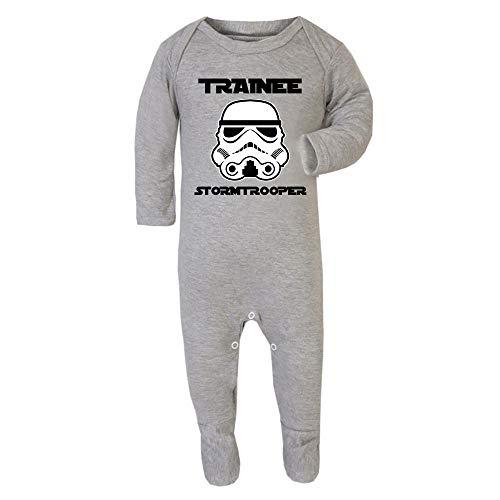 Originele Stormtrooper Trainee Stormtrooper Baby en Peuter Romper Pak